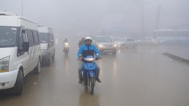 Hôm nay (26/1), miền Bắc mưa rét bao trùm. (Ảnh minh họa: Nguyễn Dương).