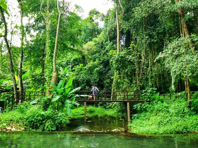 Pai là một thị trấn bình yên và dễ làm người ta yêu ngay từ cái nhìn đầu tiên