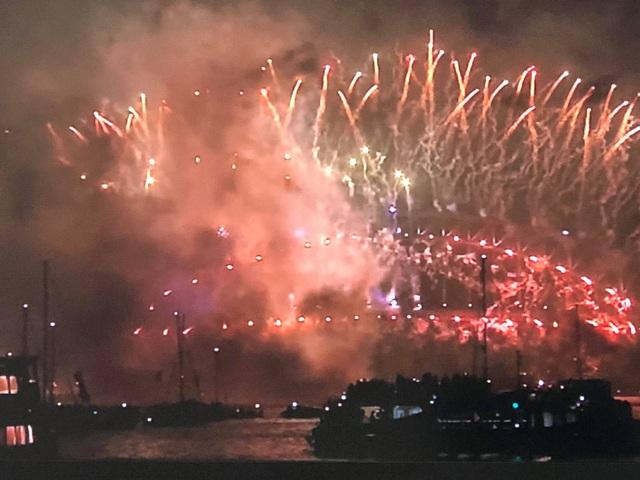 Úc là một trong những quốc gia đón năm mới sớm nhất thế giới.