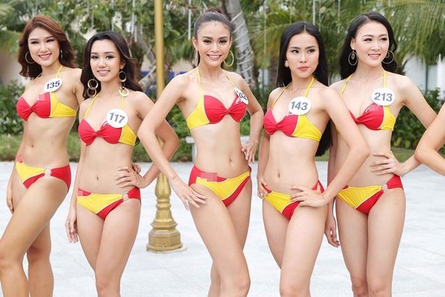 Nam MC cho rằng, các cô gái tham gia các cuộc thi nhan sắc đều đáng được tôn vinh vì họ chịu sức ép nhất trong cuộc thi.