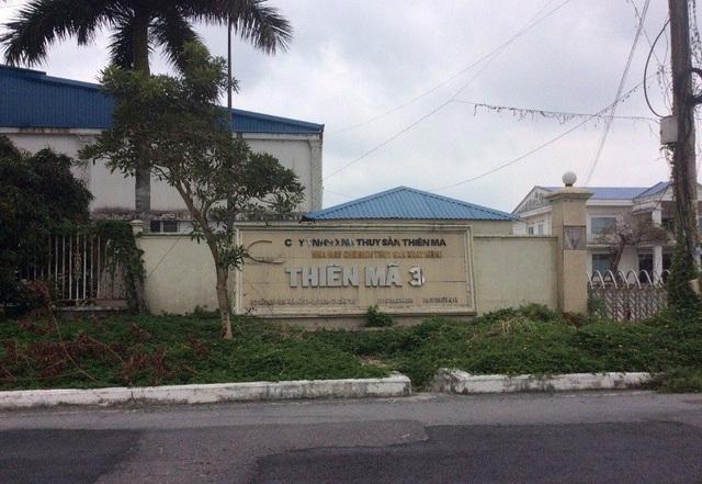 Công ty Thiên Mã có trụ sở tại khu công nghiệp Trà Nóc, quận Bình Thủy, TP Cần Thơ