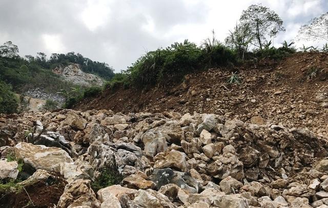 Đá một số mỏ tại huyện Quỳ Hợp khai thác ra quá xấu nên việc áp giá theo Thông tư 44 là quá thiệt thòi cho ngành đá Nghệ An.