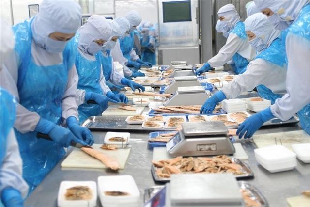 Thưởng Tết Dương lịch: Lao động ngành chế biến thủy sản nhận thưởng 50 nghìn đồng - 1