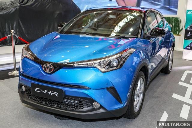 SUV nào bán chạy nhất tại Nhật Bản năm 2017? - 1