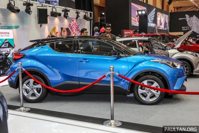 SUV nào bán chạy nhất tại Nhật Bản năm 2017? - 3