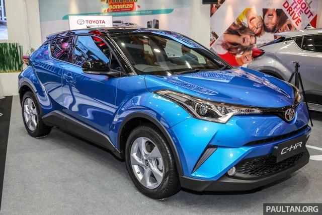 SUV nào bán chạy nhất tại Nhật Bản năm 2017? - 2