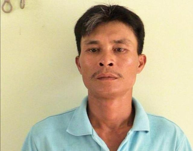 Đối tượng Lê Như Thơm bị bắt sau 16 năm trốn truy nã về hành vi giết người.