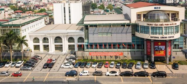 Trung tâm Chiếu phim Quốc gia hiện nay.