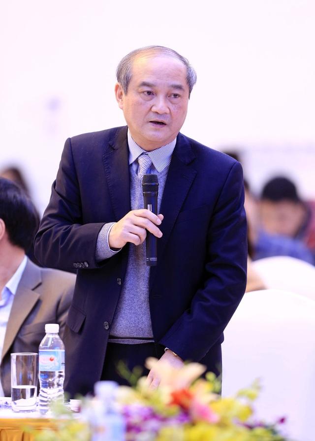 Tổng cục trưởng Tổng cục TDTT Vương Bích Thắng - Ảnh: Gia Hưng