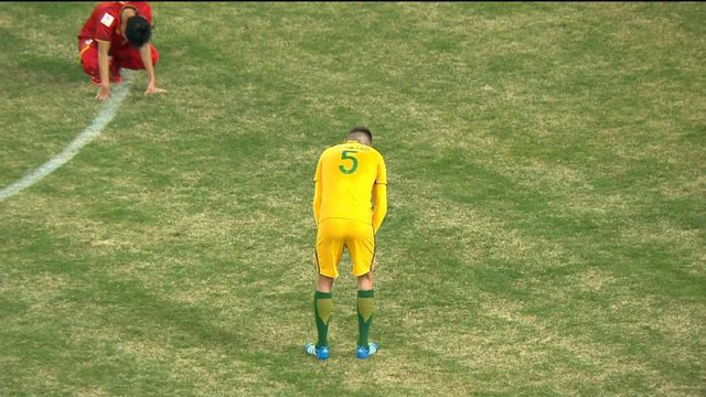 U23 Australia không đủ sắc sảo để ghi bàn vào lưới U23 Việt Nam