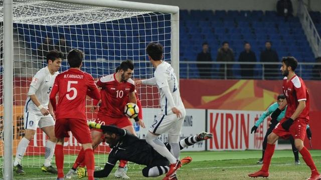 U23 Syria lo lắng trước trận đấu với U23 Việt Nam