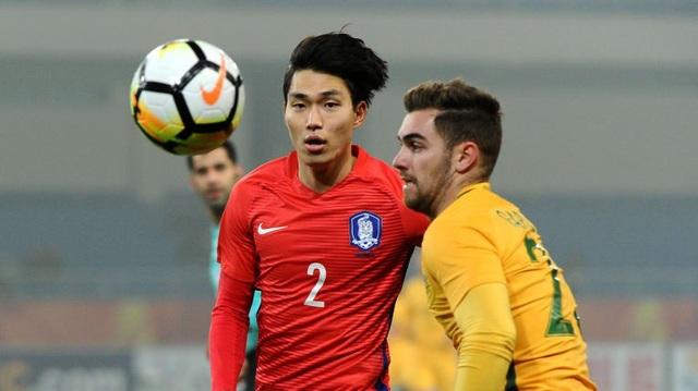U23 Hàn Quốc đánh bại U23 Australia...