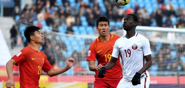 U23 Trung Quốc sớm bị loại khỏi VCK U23 châu Á, ngay sau vòng bảng