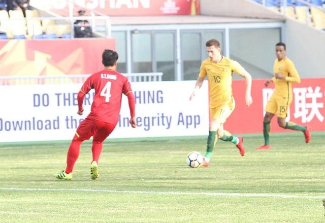 U23 Việt Nam đã làm nên lịch sử trước U23 Australia