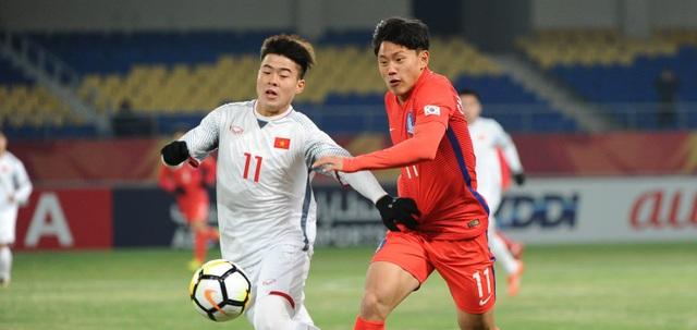 U23 Việt Nam có trận đấu xem được trước U23 Hàn Quốc