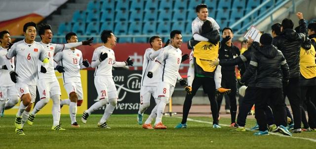 ... U23 Việt Nam đang có lợi thế tâm lý rất lớn