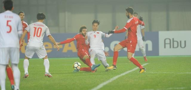 U23 Việt Nam xuất sắc giành vé vào tứ kết