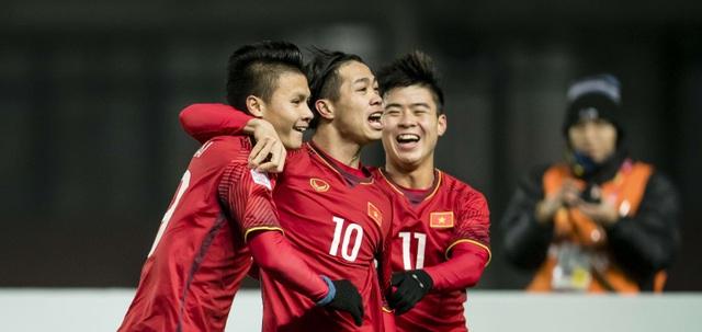 3/5 bàn thắng của U23 Việt Nam cho đến thời điểm này đến từ những tình huống cố định