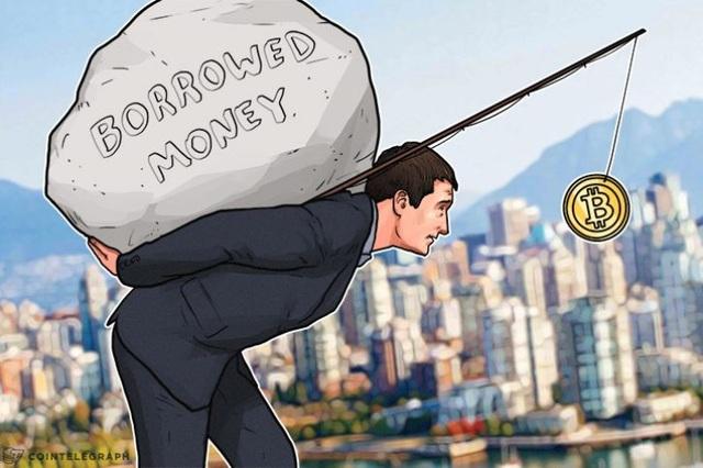 Hiện đang có rất nhiều nhà đầu tư trên thế giới mua Bitcoin bằng tiền đi vay.
