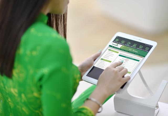 Nhiều tính năng mới liên tục được cập nhật trên VCB – iB@nking, mang đến nhiều tiện ích cho khách hàng