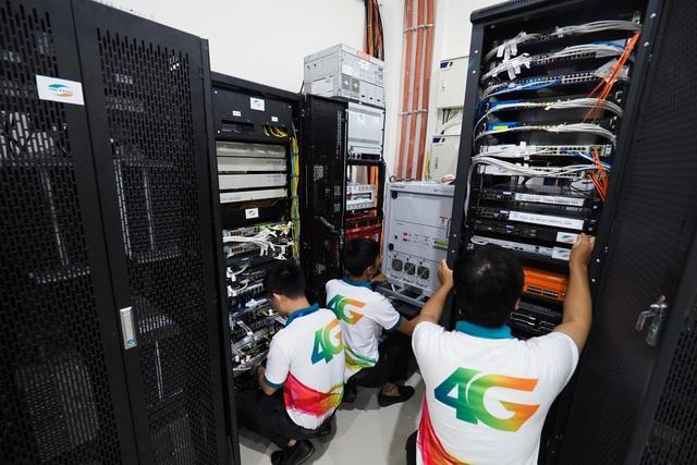Viettel đã nghiên cứu và sản xuất thành công thiết bị 4G, đồng thời đưa vào lắp đặt trong hạ tầng mạng ở Việt Nam cũng như quốc tế