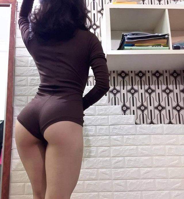 Cô gái vùng cao chịu khó tập gym sở hữu vòng ba 95cm - 7