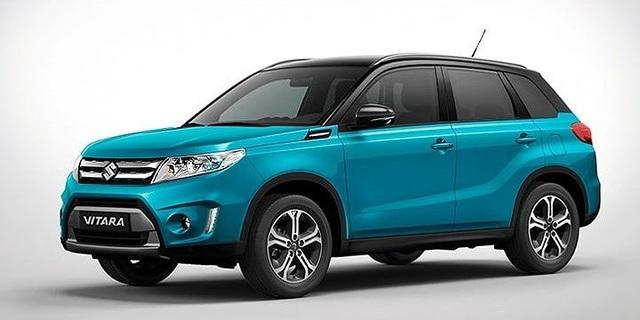 5. Suzuki Vitara: Một mẫu xe khác đến từ thương hiệu Suzuki góp mặt trong danh sách, doanh số Vitara có vẻ tốt hơn với 5 chiếc được bán.