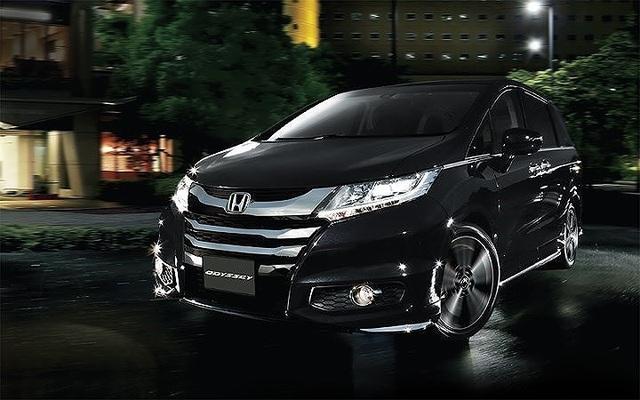 9. Honda Odyssey: Một mẫu xe gia đình khác là Odyssey cũng góp mặt trong danh sách với 11 chiếc được bán ra.