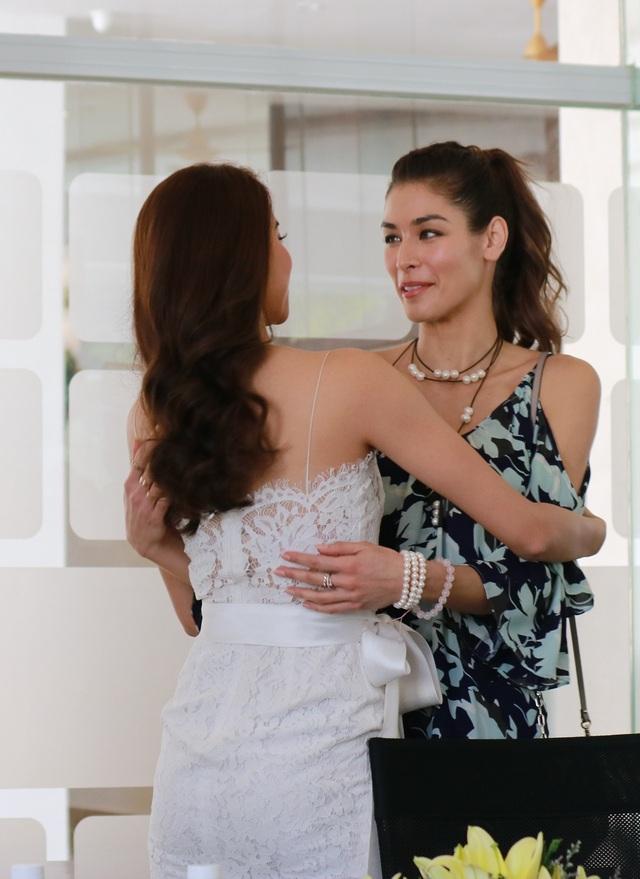 Hoa hậu Hoàn vũ 2008 Dayana Mendoza khóc vì xúc động khi cảm ơn Việt Nam - 2