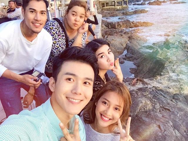 Hotgirl Khả Ngân đang hẹn hò với diễn viên điển trai Hoa ngữ Tôn Vĩ Luân? - 6
