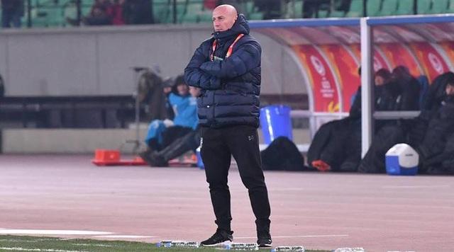 HLV Zoran Jankovic tự hào về các học trò dù bị loại