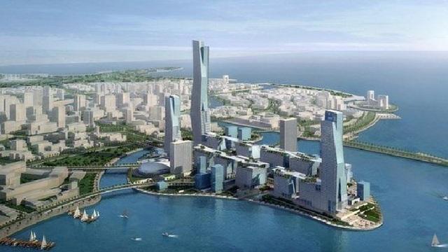 Saudi Arabia đổ núi tiền xây dựng siêu thành phố       - 1