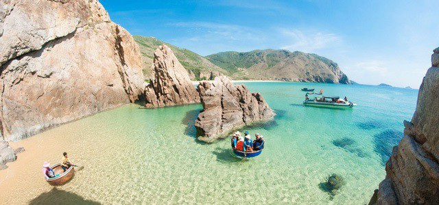 3 thiên đường du lịch biển nhất định không thể bỏ qua trong dịp Tết Nguyên đán - 7