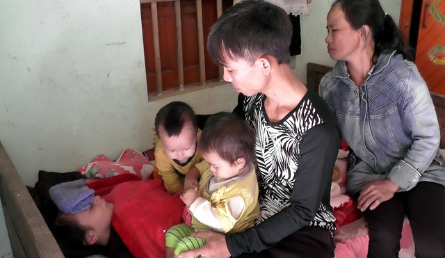 Thương bé gái mới 2 tuổi đã bị ung thư, mẹ lại bị suy tim nặng - 3