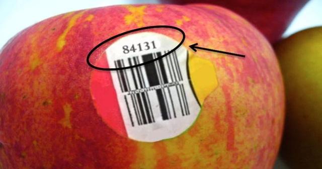 Mua trái cây nhập ngoại, đừng quên kiểm tra dãy số này trên tem - 3