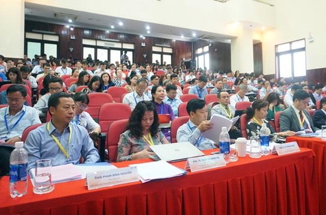 Các bài báo quốc tế về biển Đông của Việt Nam chưa tới 3% - 1