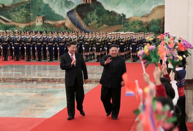 """""""Ván cờ"""" Triều Tiên thử thách cuộc chơi """"cân não"""" Mỹ - Trung"""
