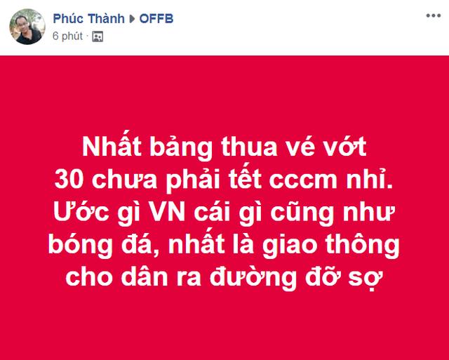 Cộng đồng mạng vỡ òa sau chiến thắng nghẹt thở của tuyển Việt Nam - 3