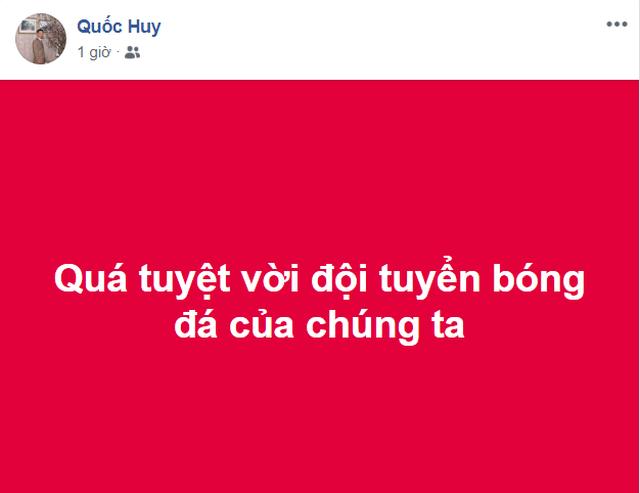 Cộng đồng mạng vỡ òa sau chiến thắng nghẹt thở của tuyển Việt Nam - 2