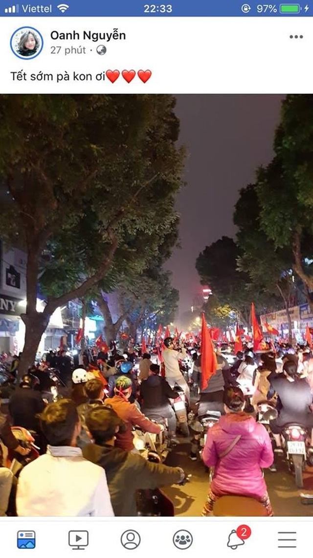 Cộng đồng mạng vỡ òa sau chiến thắng nghẹt thở của tuyển Việt Nam - 6