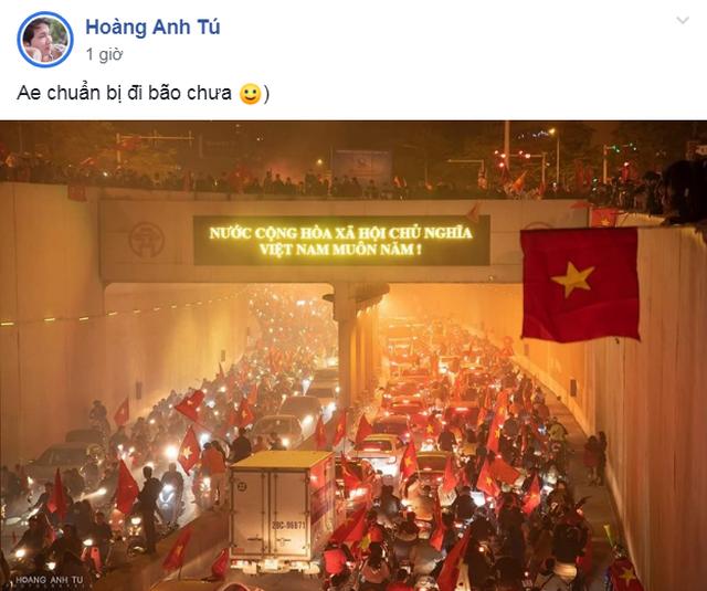 Cộng đồng mạng vỡ òa sau chiến thắng nghẹt thở của tuyển Việt Nam - 5