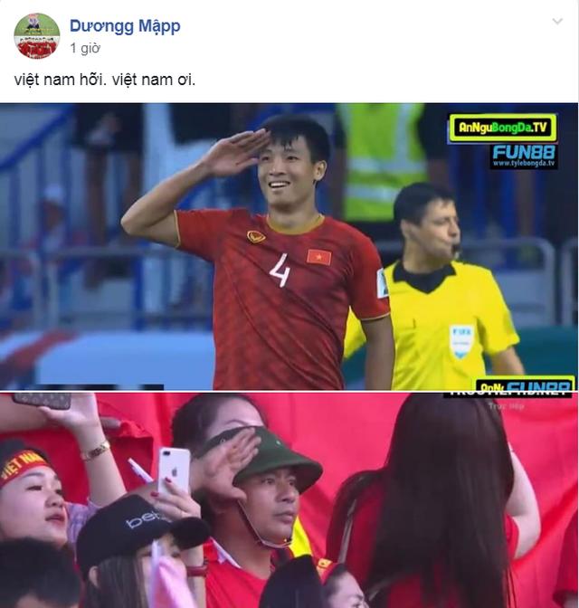 Cộng đồng mạng vỡ òa sau chiến thắng nghẹt thở của tuyển Việt Nam - 8