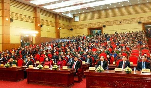 Huyện thứ 3 tại Ninh Bình đạt chuẩn nông thôn mới - 1