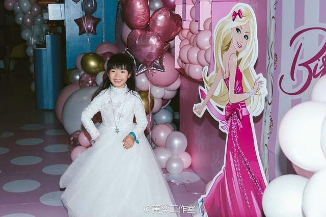 Tiểu Yến Tử Huỳnh Dịch trẻ đẹp ngỡ ngàng trong tiệc sinh nhật con gái - 9