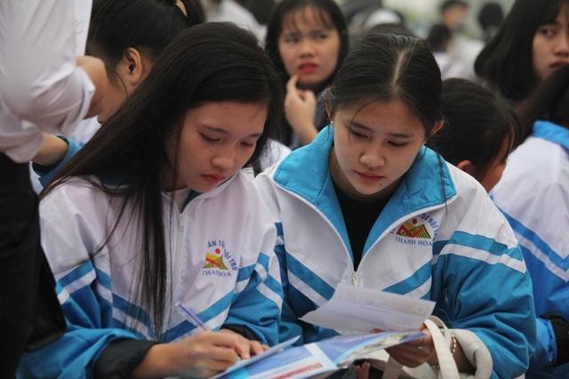Những lưu ý bổ ích đối với học sinh trước kỳ thi THPT quốc gia 2019 - 5