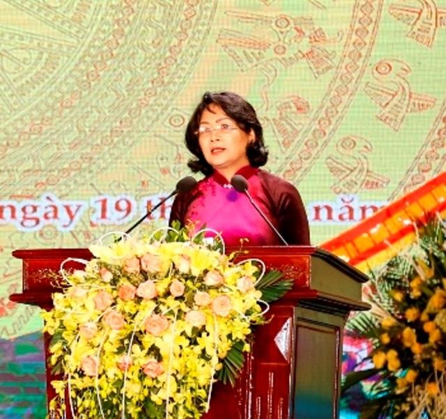 Huyện thứ 3 tại Ninh Bình đạt chuẩn nông thôn mới - 3