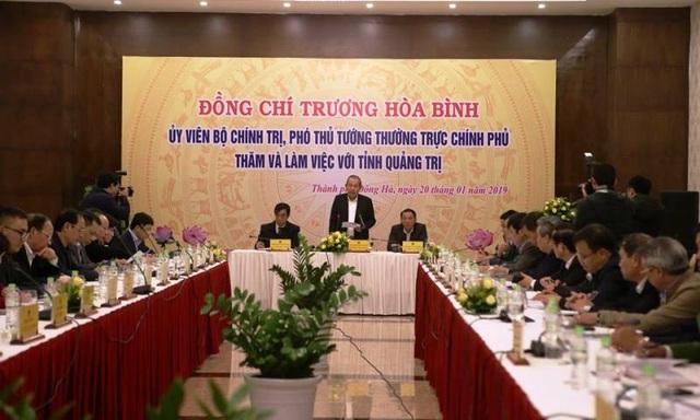 Phó Thủ tướng: Tăng cường đấu tranh chống buôn lậu, gian lận thương mại... - 2