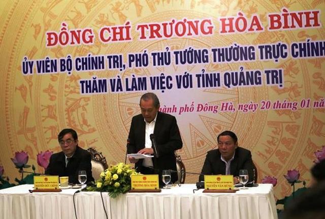 Phó Thủ tướng: Tăng cường đấu tranh chống buôn lậu, gian lận thương mại... - 1