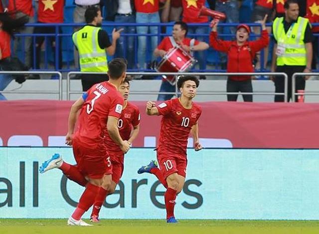 Thắng Jordan trên loạt luân lưu, đội tuyển Việt Nam vào tứ kết Asian Cup 2019 - 2