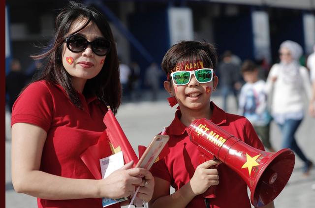 Thắng Jordan trên loạt luân lưu, đội tuyển Việt Nam vào tứ kết Asian Cup 2019 - 12